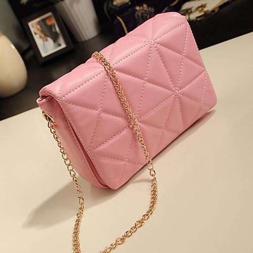 Дамская стеганная сумочка на длинном ремешке-цепочке Lightinthebox 687.000