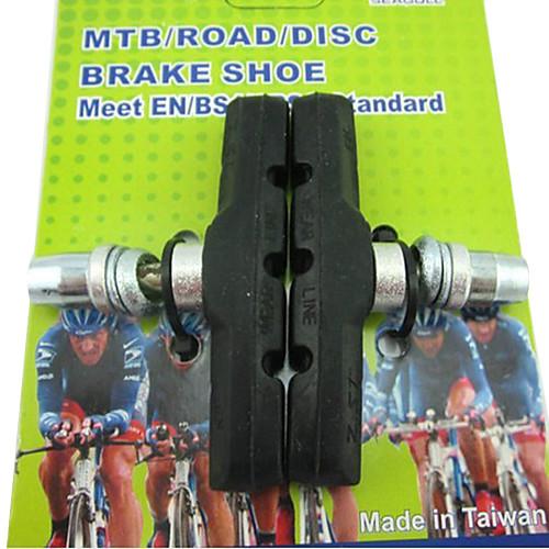 MTB / Дорога / Диск тормозных колодок резиновый материал V-тормозных колодок Lightinthebox 214.000