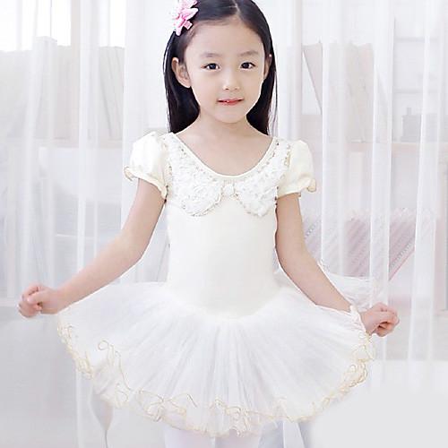 Танцевальная пачка балетного спектакля прекрасные лайкра детские и ситцевое платье Lightinthebox 1052.000