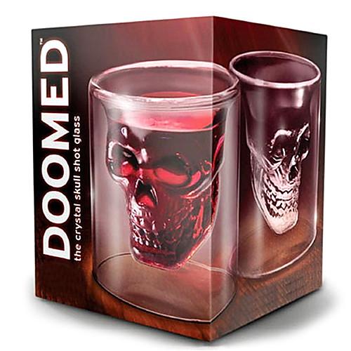 Креативный стакан для алкоголя