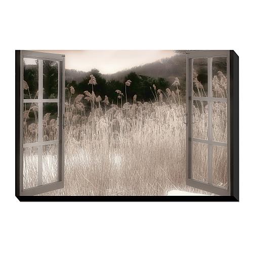 Печатный портал холсте Минди Соммерс - Фотография с Strethed Рамка Lightinthebox 1503.000