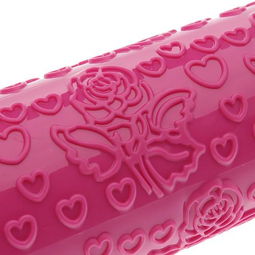 Сердце и шаблон Роза Скалка Lightinthebox 343.000