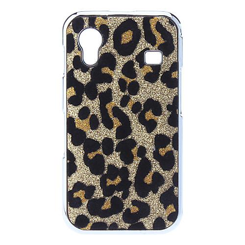 Жесткий чехол на Samsung Galaxy Ace с леопардовым дизайном (разные цвета) Lightinthebox 111.000