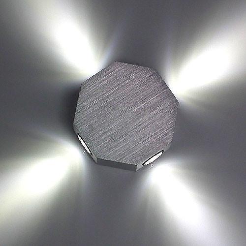 Современные 4W света стены СИД с 4 Ориентация Луч Света Стиль НЛО Lightinthebox 1073.000