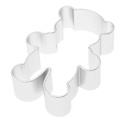 Аллюминиевая формочка для печенья в виде медвежонка Lightinthebox 85.000