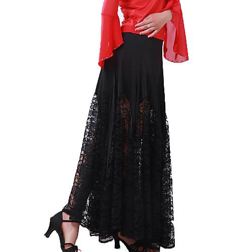 Современная танцевальная одежда вискоза юбки танцевальное для дам Lightinthebox
