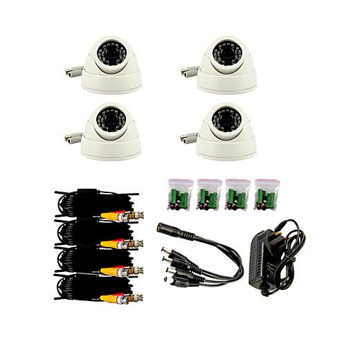 4-канальный 1/4 дюйма CMOS ИК-камеры для внутренней Lightinthebox 2019.000