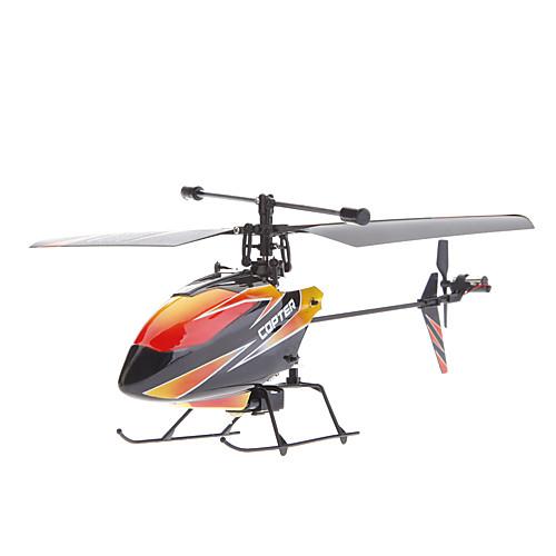 WLtoys V911 2.4GHz 4 канальный вертолет на дистанционном управлении (черно-красный) Lightinthebox 1288.000