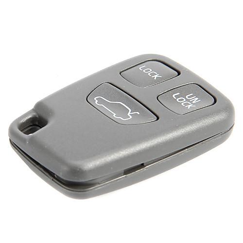 3-кнопочным пультом дистанционного Shell Ключ для Volvo Lightinthebox 171.000