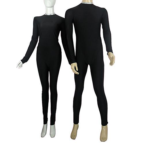 Черный мужской костюм спандекс Lightinthebox 2148.000