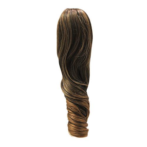20 дюймов синтетическое смешанных цветов популярные расширения Ponytail волна Волосы Lightinthebox 530.000