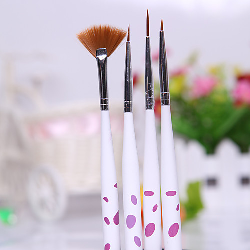 4ШТК Nail Art Картина комплекты Pen Brush Lightinthebox 257.000