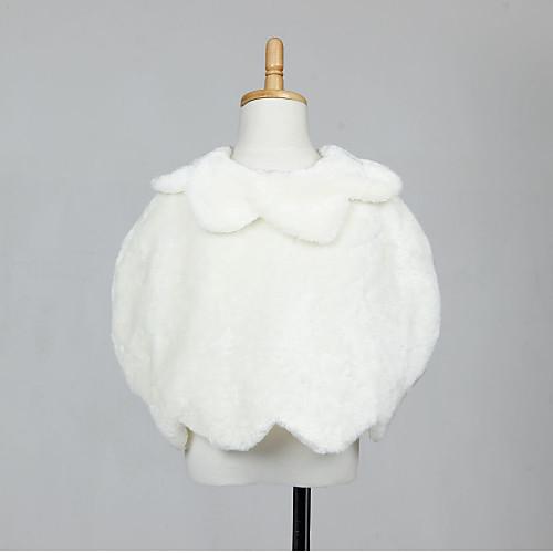 Цветок искусственный мех девушки торжеств и вечеринок / Свадебные шаль Lightinthebox 669.000