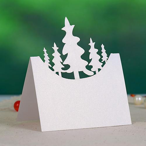 Рождественская елка Место карты (набор из 12) Lightinthebox 313.000