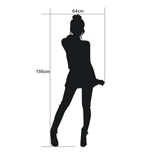 Dancing Girl стикер стены Lightinthebox 1288.000