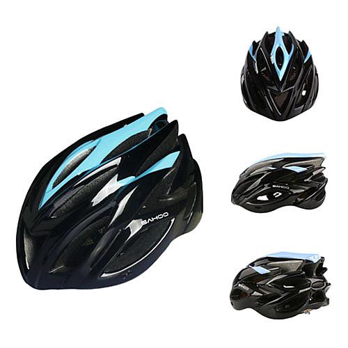 2013 Новый разработанных материалов PC Ajustable Черно-голубые каски Велоспорт (23 отверстия) Lightinthebox 1718.000