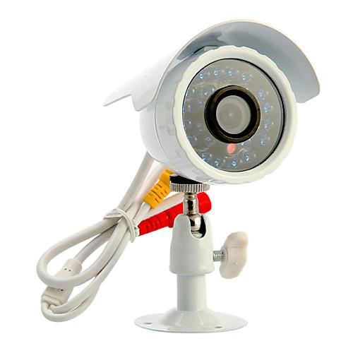 Водонепроницаемая камера с ИК 1/4 Sony CCD (24 ИК-светодиодов) Lightinthebox 644.000