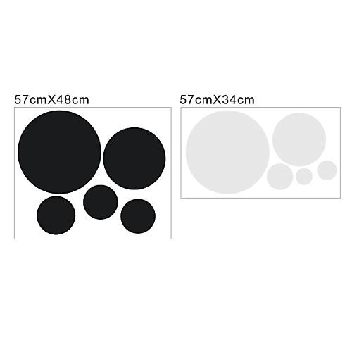 Черно-белая доска стикер стены Lightinthebox 858.000