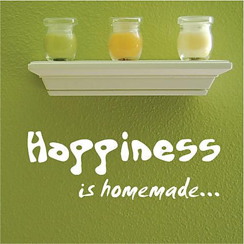 Счастье самодельный стикер стены Lightinthebox 1073.000