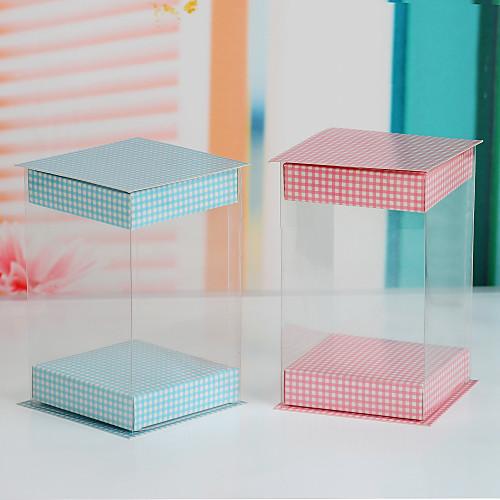 Прозрачная коробочка своими руками