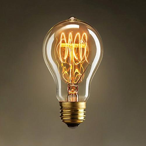 лампа накаливания ретро старинные промышленной накаливания 40w Lightinthebox 429.000