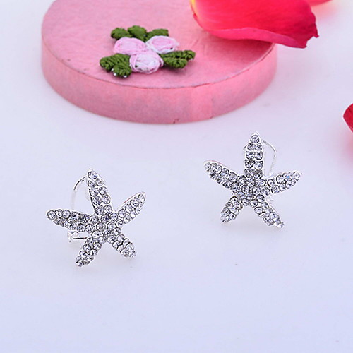 Мода корейский стиль Полный Серьги кристаллы Lightinthebox 162.000