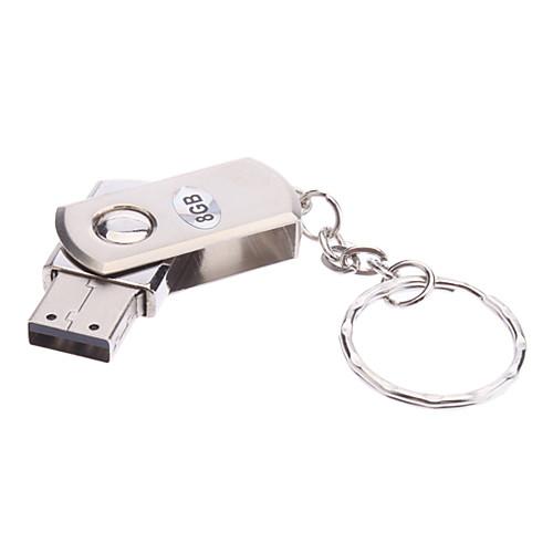 8 Гб USB флэш стик в металлическом корпусе Lightinthebox 214.000