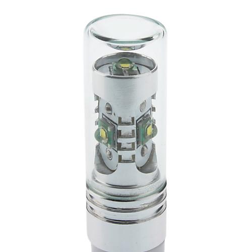 LED лампочка для поворотника авто T10 12Вт Cree с теплым белым светом (DC 12-24В, 1 пара) Lightinthebox 1718.000