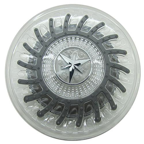 Душевая лейка (верхний душ), 8-дюймов, со светодиодной подсветкой, 7 цветов Lightinthebox 1718.000