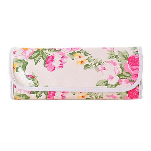 12PCS белая ручка щетки Комплекты с мешком цветок Пион Lightinthebox 601.000