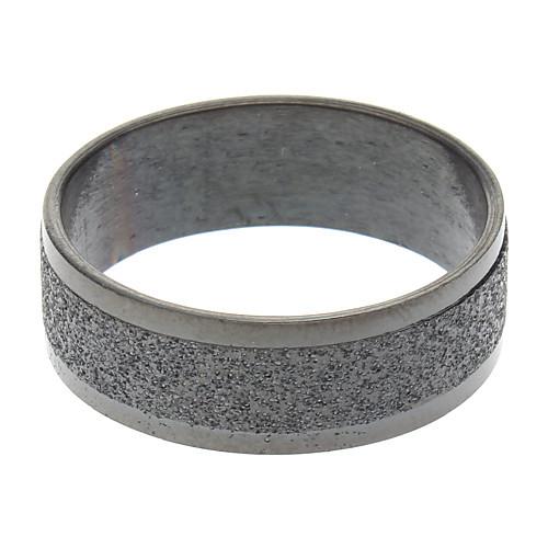 Нержавеющей стали Мужские Черный матовый кольцо Lightinthebox 85.000
