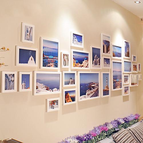 современные уникальные негабаритных коллаж кадры стены фотография, набор из 28 Lightinthebox 9882.000