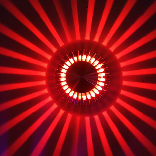 3W Современный свет стены пластины с рассеянием света НЛО Круглый дизайн Lightinthebox 1073.000
