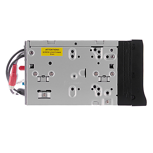 7-дюймовый 2DIN автомобильный DVD-плеер поддержка 3G (WCDMA), GPS, TV, RDS, Ipod, Bluetooth Lightinthebox 9453.000
