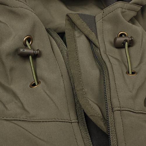 Туризм Куртка армия зеленый