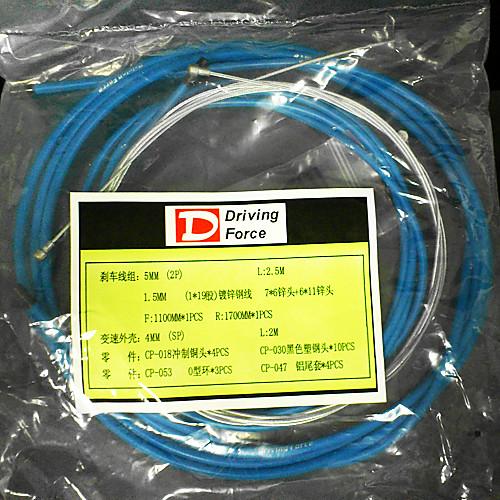 Jagwire Кабельный комплект шлангов тормозной Shifter черный (разных цветов) Lightinthebox 386.000