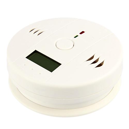 Новый ЖК-монитор CO отравления угарным газом Газ датчики сигнализации домашний Lightinthebox 393.000