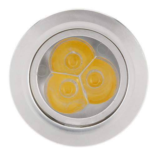 MR16 3W 210-250LM 2700-3500K теплый белый свет Светодиодные пятно лампы (12) Lightinthebox 257.000