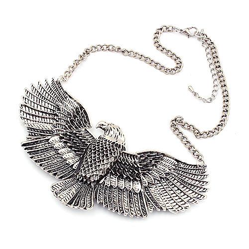 старинные антикварные медный сплав орел кулон ожерелье (разные цвета) Lightinthebox 429.000