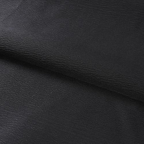 (две панели) неравномерно отделка черный цвет выстроились затемнение занавес Lightinthebox 4726.000