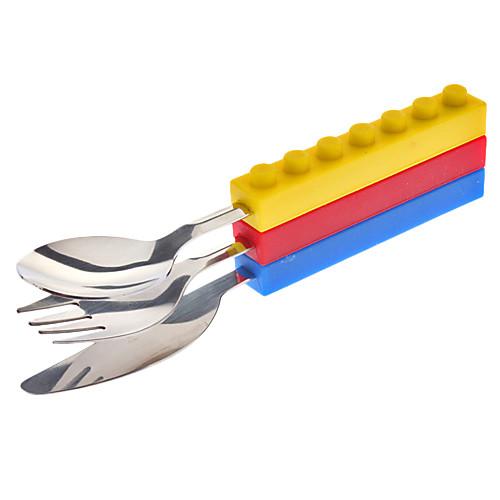 Закуски и стека игрушка Кирпич Посуда Стиль ручек Lightinthebox 687.000