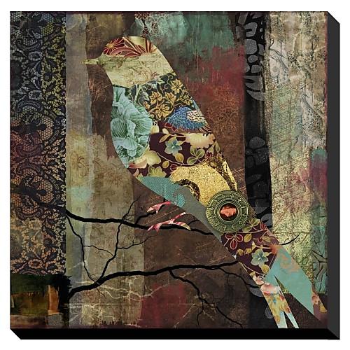 Натянутым холстом искусства животными Вольер я по цвету хлебобулочные Lightinthebox 1073.000