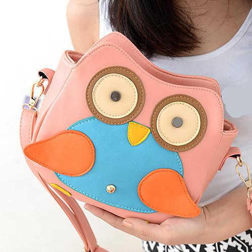 Мода Сова Pattern сумка через плечо Lightinthebox 1503.000