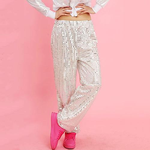 Производительность танцевальная одежда Хлопок с блестками джаз Танцевальная дно для женщин / мужчин (больше цветов) Lightinthebox 837.000