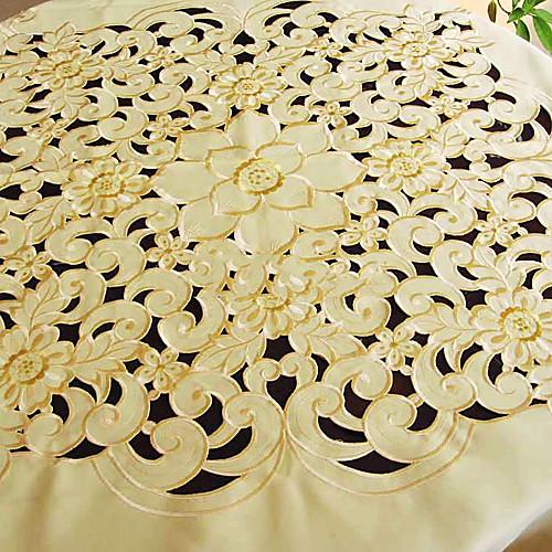 Современный стиль цветочные Полые скатертями Lightinthebox 1632.000
