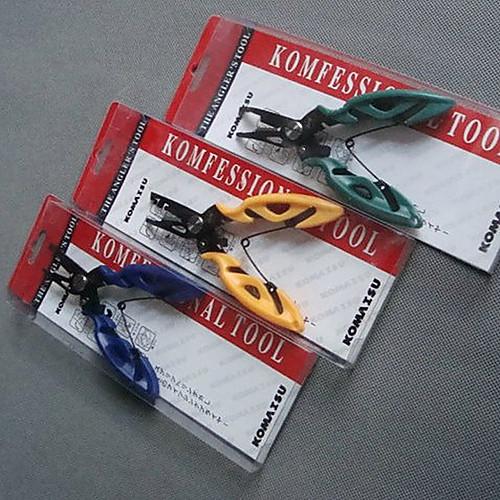 Random Color титанового сплава Клещи многофункциональные Рыбалка Lightinthebox 300.000