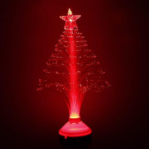E27 Fibre Tree Style Red Light Украшение Света (220) Lightinthebox 515.000