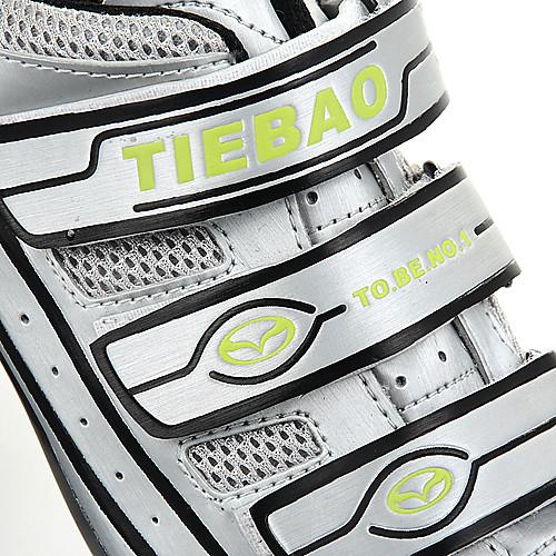 TB15-B1230 горы Велоспорт обувь с подошвой и стекловолокна ПВХ кожаный верх (серебро) Lightinthebox 3007.000