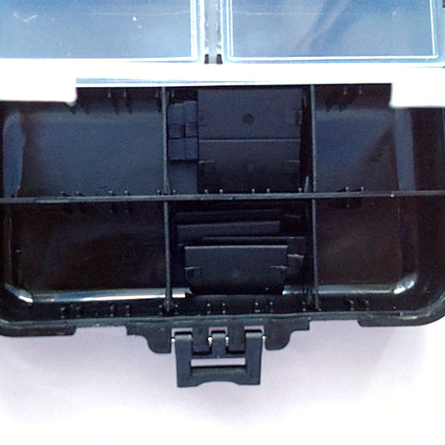 TRULINOYA-двухслойный Приманки коробка снасти Box (11,5  9  3,5 см) Lightinthebox 214.000