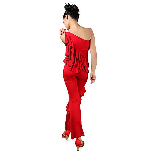 Производительность Мода танцевальная одежда вискоза Современные Топ техники танца и снизу для дамы Lightinthebox 1219.000